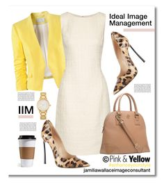 Ideal Image by jamilia-wallace on Polyvore featuring polyvore fashion style Oscar de la Renta H&M Casadei Tory Burch Kate Spade clothing