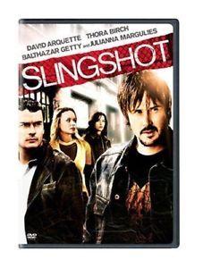 Slingshot-DVD-Movie-USED-Blockbuster-Exclusive-Movie