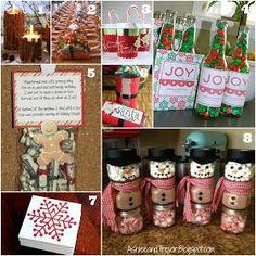 Smith Family: DIY Inexpensive Christmas Gifts