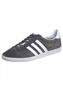 Quality Adidas Originals Gazelle Og Sharp Grey/White/Running White Womens Trainers cheap offers UK