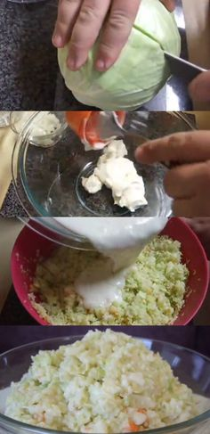 How to make coleslaw salad like the one you thought you could enjoy only at KFC