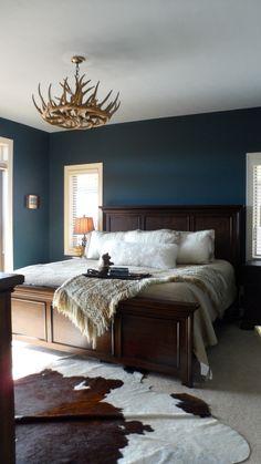 Super Cozy Master Bedroom Idea 113