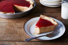 Peanut Butter and Jelly Pie recipe on Food52