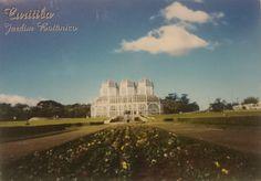 Postcard received from Germany: Curitiba, Botânico, Paraná, Brasil (swap: Not-My-Country-Postcard May)