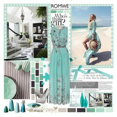 """""""ROMWE"""" by mlucyw ❤ liked on Polyvore featuring Spell & the Gypsy Collective, Call it SPRING, Dot & Bo, women's clothing, women's fashion, women, female, woman, misses and juniors"""