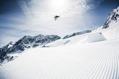 Snowlab.de - Snowboard-News: #Area47 #Snowpark Sölden – Die Zähmung des Biestes