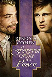 Title: Forever Holds His Peace Author: Rebecca Cohen Rating: of 5 Stars Blurb: Sequel to Duty to the Crown The Crofton Chronicles: Book Three Sebastian Hewel has never been happier. Film Books, My Books, Twin Sisters, Book Review, Hold On, Romance, Author, Peace, Music