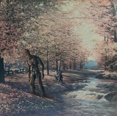 Dave Pollot - More Geek Culture Greatness Incorporated into Thrift Store Paintings