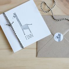 Het geboortekaartje 'Finn' is met de hand getekend en gedrukt op structuurpapier. Leuk in combinatie met een stoere kraftpapier envelop. Heb je de bijpassende sluitsticker al gezien? Neem een kijkje op de website: www.mijksje-geboortekaartjes.nlMijksje | ontwerp | ontwerper | designer | geboortekaart | geboortekaartjes | birth announcement | baby | newborn | card | kaartje | op maat gemaakt | uniek | scandi | scandinavisch