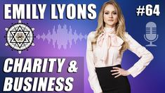 Emily Lyons is a serial entrepreneur, the founder of Femme Fatale Media, and host of 'Mind Your Business' Podcast. Adam Evans, Entrepreneurship, Charity, Toronto, Business, Women, Store, Business Illustration, Woman