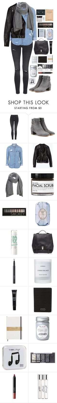 """But It's Better If You Do"" by ellac9914 ❤ liked on Polyvore featuring Topshop, Gianvito Rossi, Zara, SELECTED, Fig+Yarrow, Forever 21, Fresh, Proenza Schouler, MAC Cosmetics and Byredo"