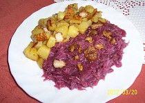 Kysané zelí zahuštěné  -  rychlé a jednoduché Acai Bowl, Cabbage, Grains, Rice, Beef, Vegetables, Breakfast, Food, Acai Berry Bowl