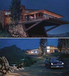 The fleeting joy of a movie house...built specifically for a film...then torn…