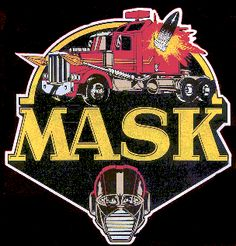 M.A.S.K. .....I always wanted to be Ace McCloud