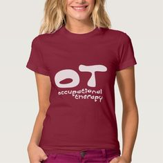 Funky Occupational Therapy T Shirt, Hoodie Sweatshirt