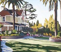 "Brenda_Cablayan Sutter Home acrylic  26""x 30""Nohea Gallery.  $2,200."