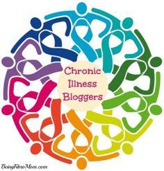 chronic illness bloggers #chronicillness #bloggers #spooniebloggers  http://www.beingfibromom.com/chronic-illness-bloggers/