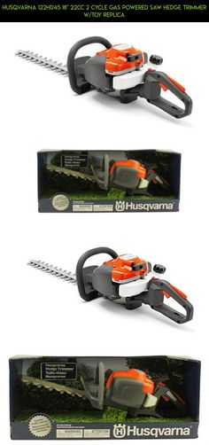 """Husqvarna 122HD45 18"""" 22cc 2 Cycle Gas Powered Saw Hedge Trimmer w/Toy Replica #trimmers #gas #camera #kit #tech #technology #parts #hedge #plans #2 #gadgets #cycle #racing #shopping #fpv #drone #products"""