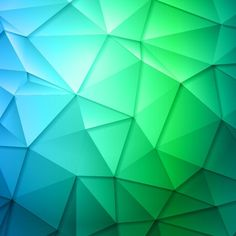 Geometric Abstract Low Poly Background Vector Illustration