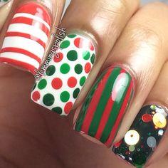 Instagram photo by lemmingspolish #nail #nails #nailart