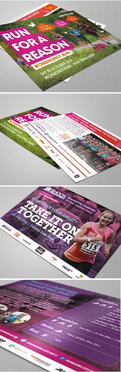 Flyers for Human Race to advertise their Women Only runs and triathlons over the past couple of years. Picnic Blanket, Outdoor Blanket, Triathlon, Case Study, Flyers, The Past, Advertising, Couple, Creative