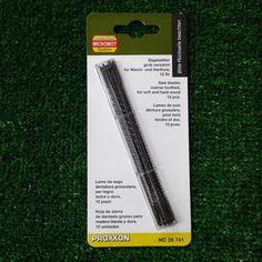 Proxxon 28741 lame da traforo da taglio 127 mm. per legno dolce e duro plastica