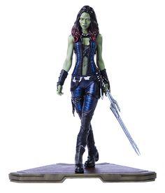 Estátua Gamora Guardiões da Galaxia Art Scale 1/10 - 19 cm - Iron Studios | Comic Store Brasil