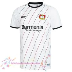 Jako Bayer 04 Leverkusen Maglia 2018/2019 Nero per Bambini Calcio ...