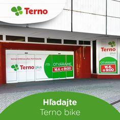Nová predajňa Terno v Žiline a s ňou spojená súťaž Hľadajte Terno bike