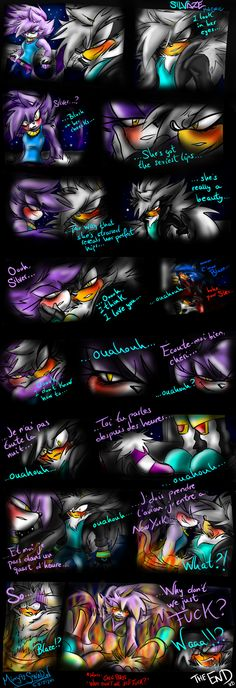 Silvaze: Why don´t we just...?!!! by Mimy92Sonadow < Submission   Inkbunny, the Furry Art Community