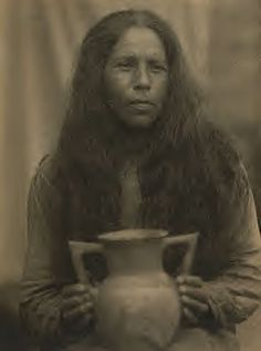 Attributed to Doris Ulmann (photographer) [American, 1882 - Cherokee Woman, North Carolina, American, about Collection J. Cherokee Indian Women, Native American Cherokee, Cherokee Woman, Cherokee Nation, Native American Photos, Native American Tribes, Native American History, Cherokee Indians, Native Indian