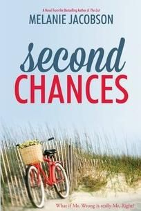 """""""SECOND CHANCES"""" by Melanie Jacobson is a cute love story with a bachelorette-inspired twist. What can I say? I'm kind of sucker for clean love stories that are a quick read."""