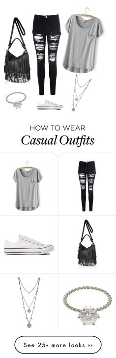 """Casual"" by danielle-jacobson92 on Polyvore"