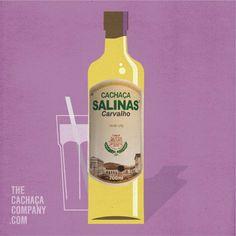 CACHAÇA SALINAS - GERIJPT - The Cachaça Company