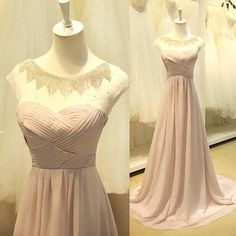 "12021 Charming A-Line Chiffon Prom Dress,Noble Evening Dress How to Order: How to choose color after purchase Step 1: click on ""Add to Cart"" Step 2: choose check out Step 3: fill your Standard size or Custom size,to make perfect fit,we suggest fill your custom size,please read ""How to ..."