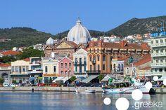 travel greece lesvos island