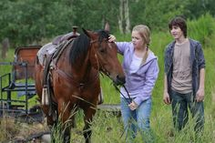 Another new Heartland episode this Sunday on CBC! - Blog - Heartland