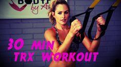 30 Minute TRX Workout