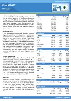 indian stock market case study