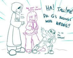 Quantumtale and Altertale