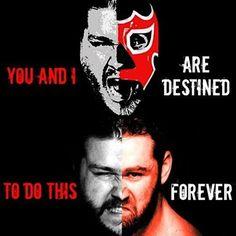 Kevin Steen/Kevin Owens vs. El Generico/Sami Zayn #WWE #NXT #ROH