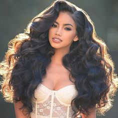 "Bryiana Dyrdek op Instagram: ""That's why her hair is so big. It's full of secrets. Hair by @fpinasco Photo by @ryanastamendiphotography Make up by @evilyn_mua"""