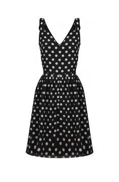 Seems me, black polka dot sundress fetish confirm. All