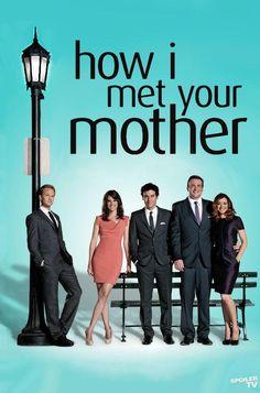 How I met your mother. Fav show..