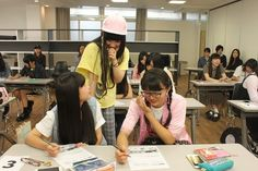 【バンタンデザイン研究所】相羽瑠奈ちゃん登場!SNSから考えるプレスのお仕事を体験しよう!