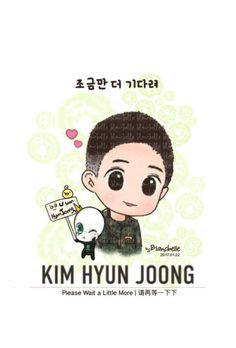 KHJ fan art  Please wait a little more  #WatingForKHJ 2 /11 /17  Cr:As tagged