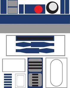 Star Wars - R2D2 Art Print