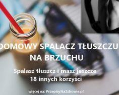 PrzepisyNaZdrowie.pl-przepis-na-domowy-spalacz-tluszczu-sposob-na-odchudzanie-18-korzysci Food And Drink, Soap, Weight Loss, Personal Care, Wax, Dots, Losing Weight, Personal Hygiene, Weigh Loss