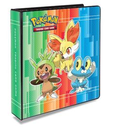 Pokemon Generic 9 Pocket Page Portfolio Album Binder Holder Card Protector