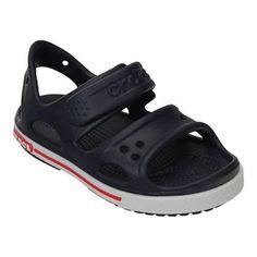 ead0072738c Boys  Crocs Crocband II Sandal Juniors Navy  5 Kids